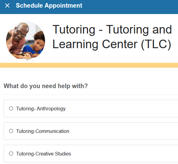 tutoring type