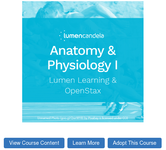 course available through Lumen learning