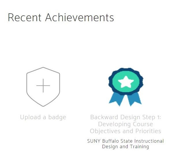 Recent Achievements